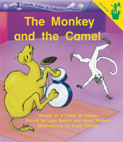 Early Reader: The Monkey and the Camel: Lynn Salem, Josie