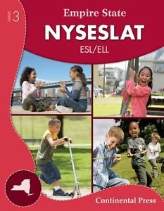 9780845455456: Empire State NYSESLAT ESL / ELL : Grade 3 Student Book