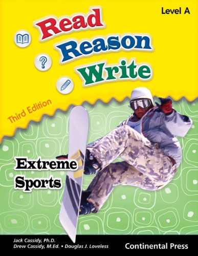 9780845461907: Reading Workbooks: Read Reason Write: Extreme Sports, Level A (Grade 1)