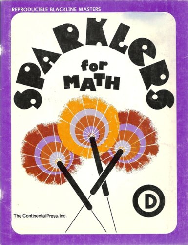 9780845462119: Sparklers for math