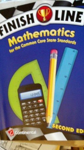 9780845467602: Finish Line Mathematics for the Common Core Standards - Grade 4 (Voume 2)