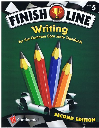 9780845467688: Finish Line Writing Common Core Grade 5 2nd Edition
