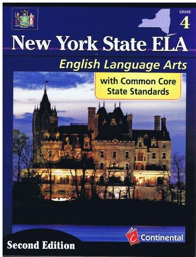 9780845469552: May to May New York State Common core G4 ELA (May to May)