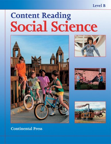 9780845492710: Social Science: Content Reading: Social Science, Level B - 2nd Grade