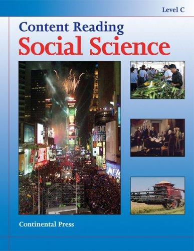 9780845492727: Social Science: Content Reading: Social Science, Level C - 3rd Grade