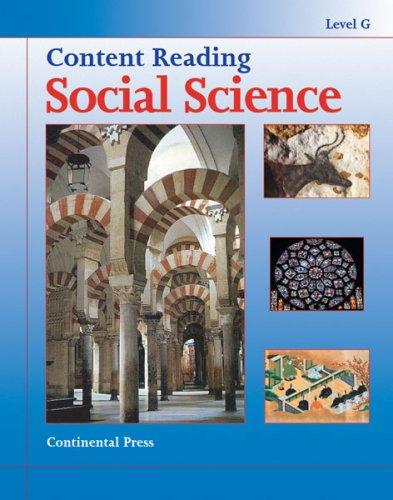 9780845492765: Social Science: Content Reading: Social Science, Level G - 7th Grade