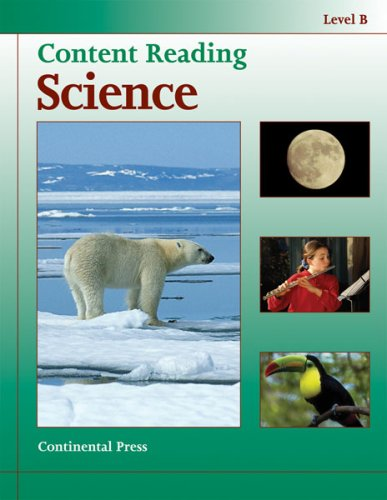 9780845494745: Science Workbook: Content Reading: Science, Level B - 2nd Grade