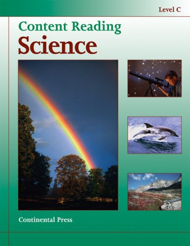 9780845494752: Science Workbook: Content Reading: Science, Level C - 3rd Grade