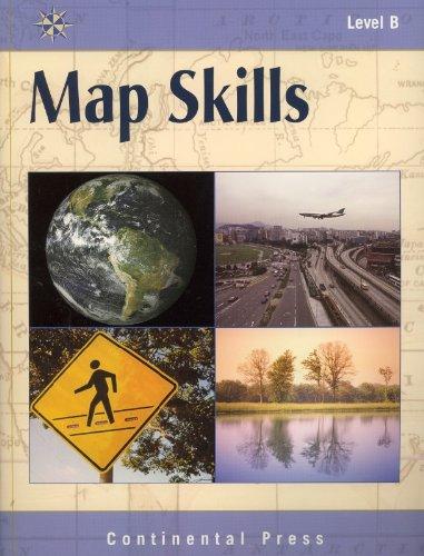 9780845498941: Map Skills B - Student Workbook (Continental Press)