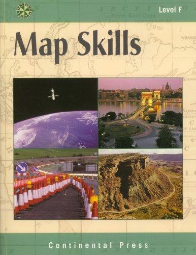 Map Skills F - Student Workbook (Continental: Continental Press Staff