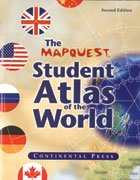 MapQuest Student Atlas of the World 2nd Edition: Mapquest