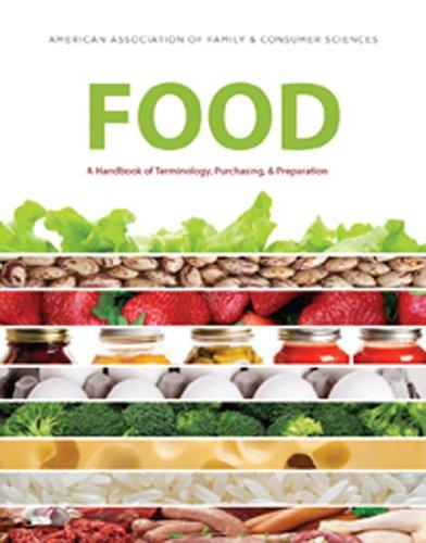 9780846100065: Food: A Handbook of Terminology, Purchasing, & Preparation