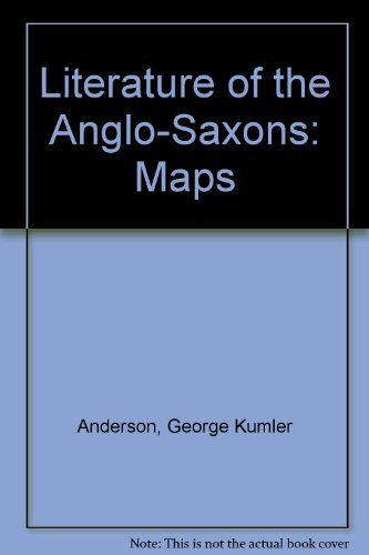 9780846201090: The Literature of the Anglo-Saxons