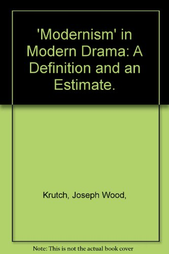 features of modern drama Modern drama - a collection of twelve essays from leading theatre and drama scholars - investigates the contemporary meanings and the cultural and political resonances of the terms inherent in the concepts of 'modern' and 'drama,' delving into a range of theoretical questions on the history of modernism, modernity, postmodernism, and postmodernity.