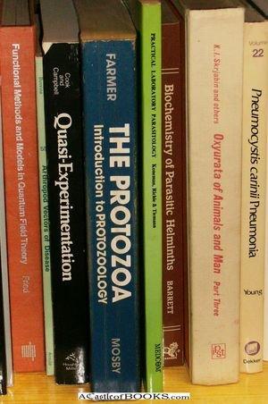Practical laboratory parasitology (Workbook/manual series) (0846301113) by Elmer W Koneman