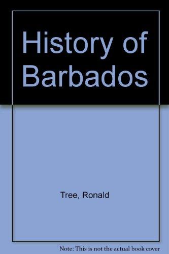 9780846401056: History of Barbados