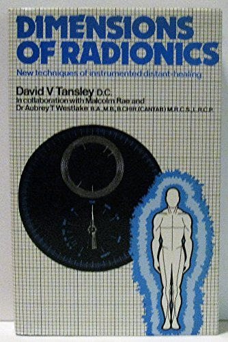 9780846410058: Dimensions of Radionics