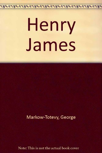 9780846411642: Henry James