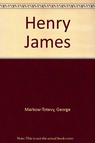 9780846411642: Henry James