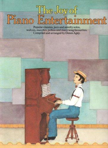 9780846416340: Joy of Piano Entertainment