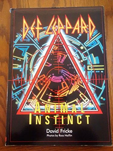 9780846429197: The Def Leppard Story: Animal Instinct