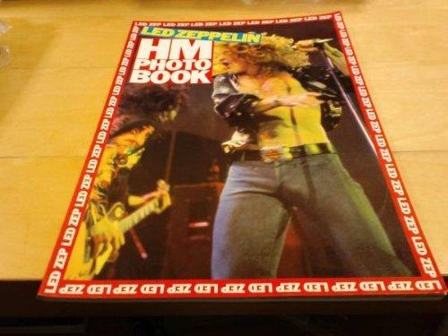 9780846429494: Led Zeppelin: Heavy Metal Photo Book