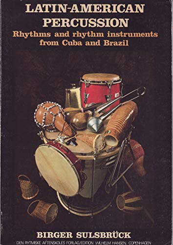 9780846433965: Latin American Percussion