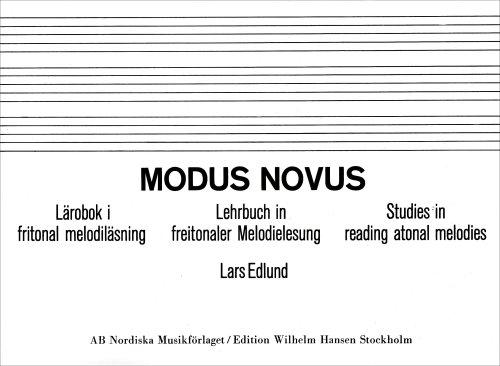 9780846441564: Modus Novus