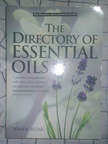 9780846441915: The Directory of Essential Oils
