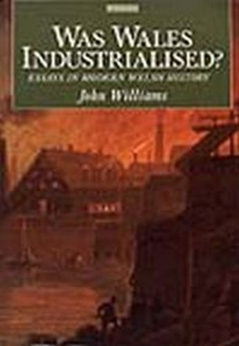 9780846447276: Was Wales Industrialized?: Essays in Modern Welsh History