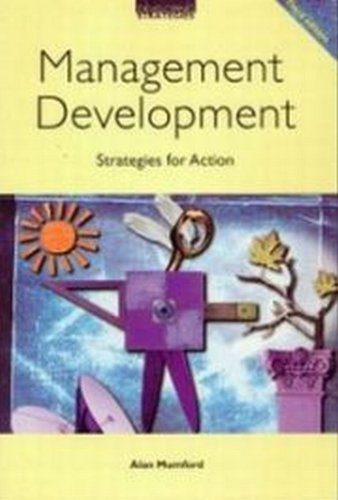 Management Development: Strategies for Action (0846451085) by Alan Mumford