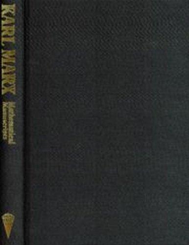 9780846452836: Mathematical Manuscripts of Karl Marx