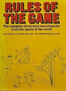 9780846700258: Rules of the Game: Complete Illustrated Encyclopaedia of All the Sports of the World