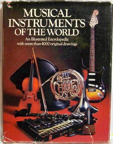 Musical instruments of the world: An illustrated encyclopedia: Diagram Group