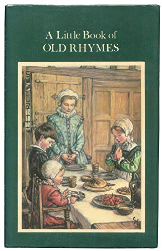 9780846702573: Little Book of Old Rhymes
