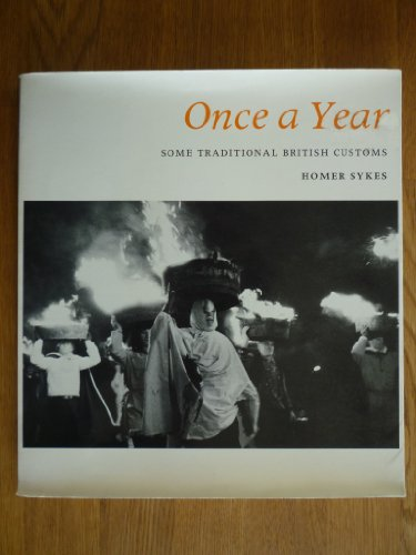 9780846704324: Once a Year: Some Traditional British Customs (167P)