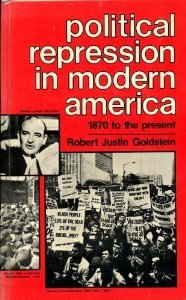 9780846705116: Political repression in modern America from 1870 to the present