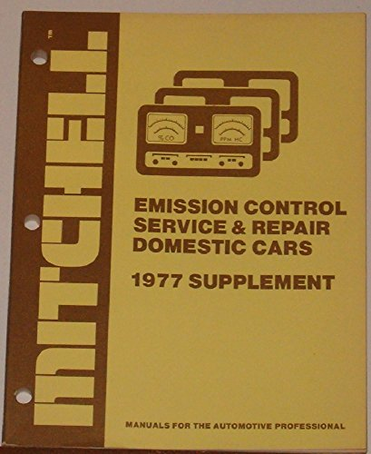 Mitchell Emission Control Service & Repair (For: Jerry H. Cole,