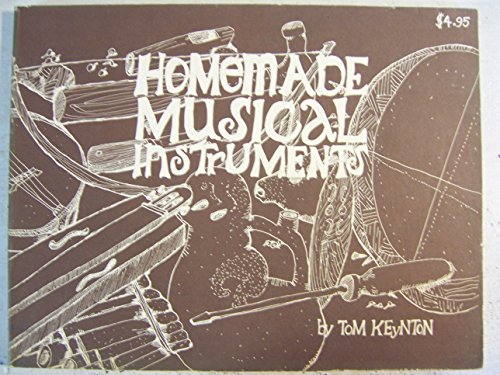 9780847311286: Homemade musical instruments