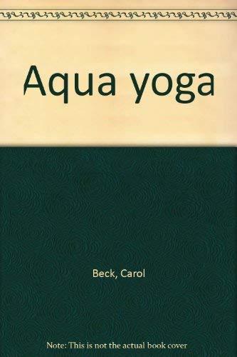 9780847311507: Aqua Yoga