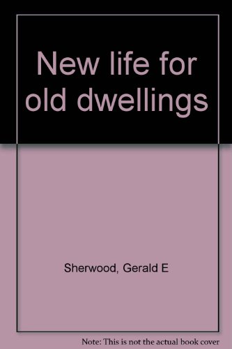 9780847315666: New life for old dwellings