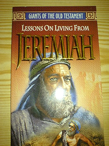 Lessons on Living from Jeremiah: A Devotional (Giants of the Old Testament) (084740689X) by Kroll, Woodrow Michael