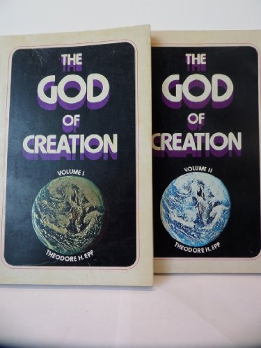 9780847412716: The God of creation
