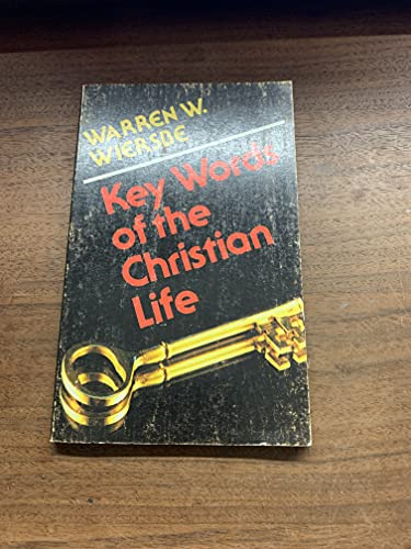 9780847465057: Key words of the Christian life