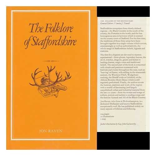 The Folklore of Staffordshire: Raven, Jon