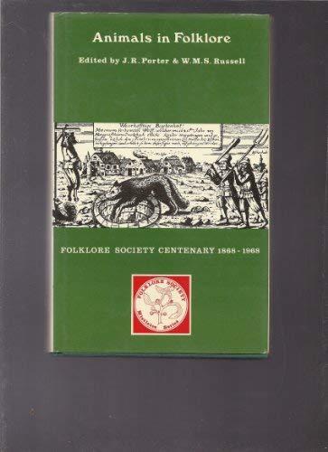 9780847660650: Animals in Folklore (Folklore Society Mistletoe Series)