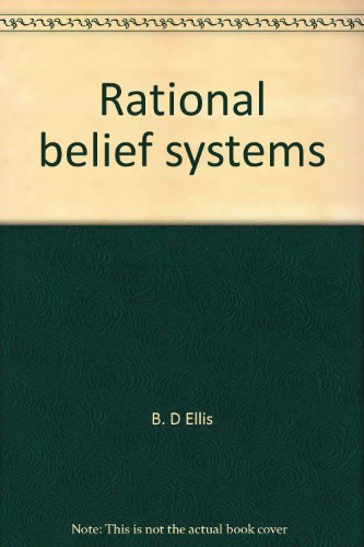 9780847661084: Rational belief systems (APQ library of philosophy)