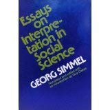 9780847661930: Essays on Interpretation in Social Science