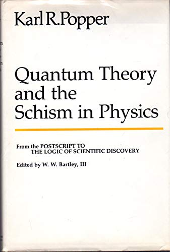 9780847670185: Quantum Theory CB (The Postscript to The logic of scientific discovery / as edited by W.W. Bartley, III)