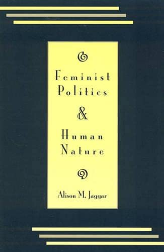 9780847671816: Feminist Politics and Human Nature (Philosophy and Society) (Philosophy & Society)